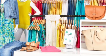 Online thrift store ThredUP is opening physical retail