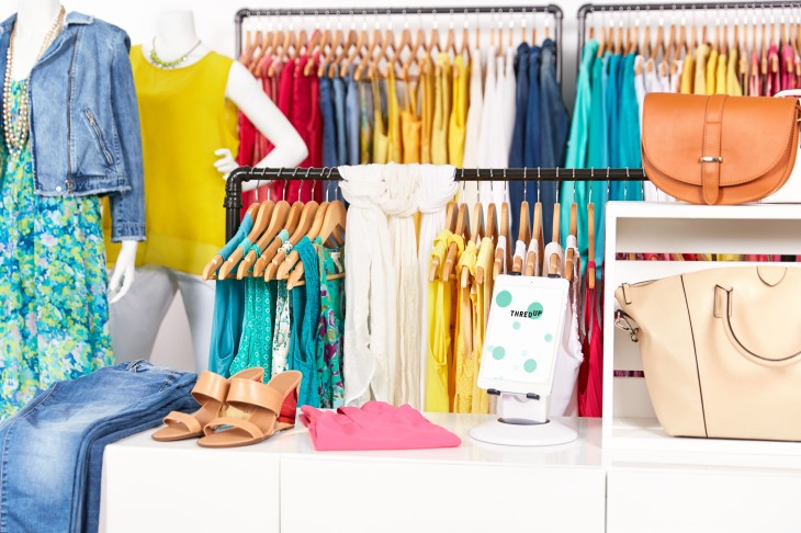 Online Thrift Store Clothes >> Online Thrift Store Thredup Is Opening Physical Retail Locations