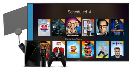 Tablo's new Android TV app turns the Nvidia Shield into a cord