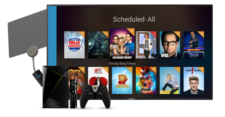 Tablo's new Android TV app turns the Nvidia Shield into a