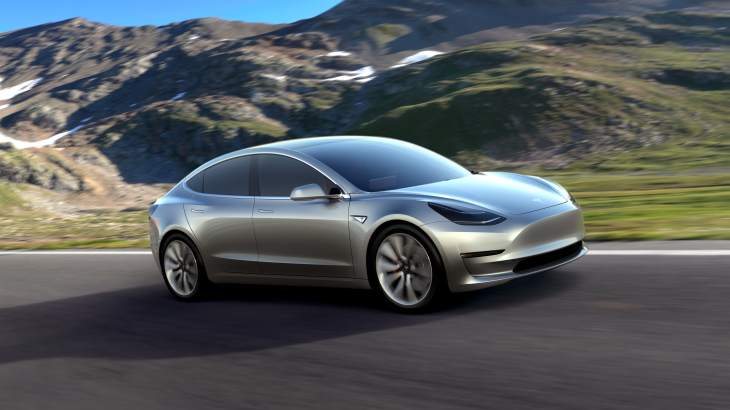 Tesla Is Rolling Out A Cheaper Mid Range Model 3 Techcrunch