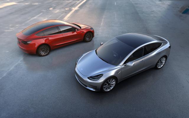 Morgan Stanley: Tesla's autonomous ride-sharing network is worth one-tenth of Waymo tesla model 3 wetport 1
