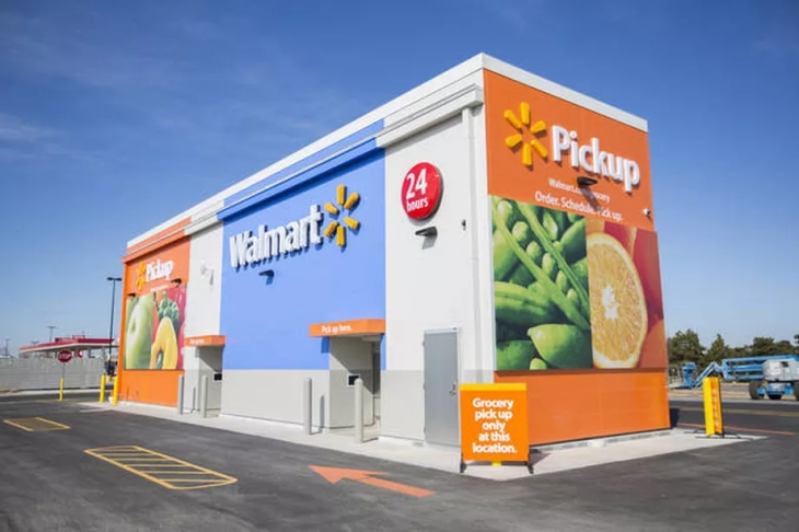 Walmart To Expand Grocery Delivery From 6 Markets To Over 100 By