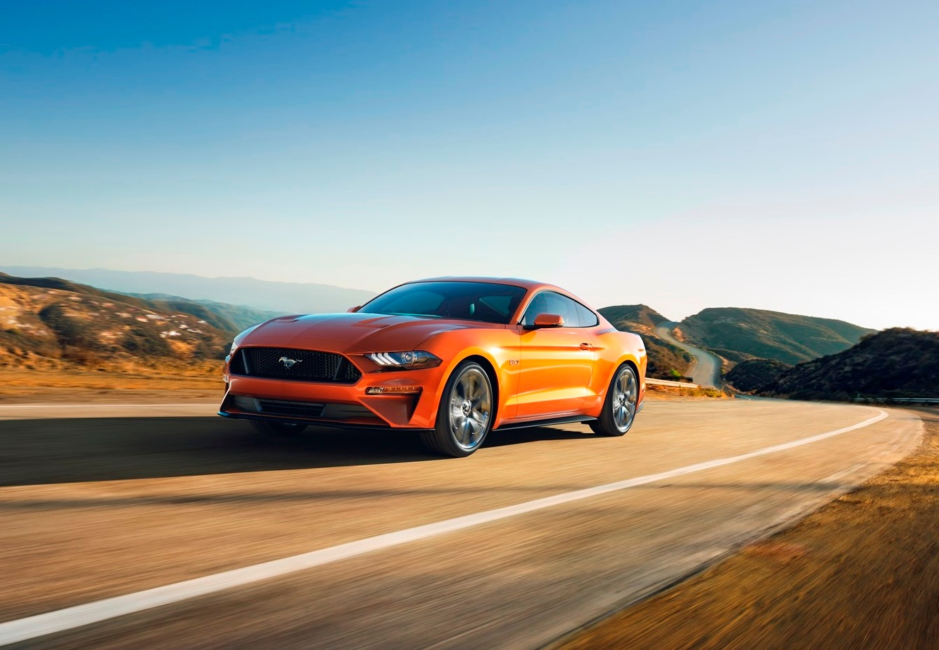 Mustang 0 60 >> Ford S 2018 Mustang Gt Can Do 0 To 60 Mph In Under 4 Seconds