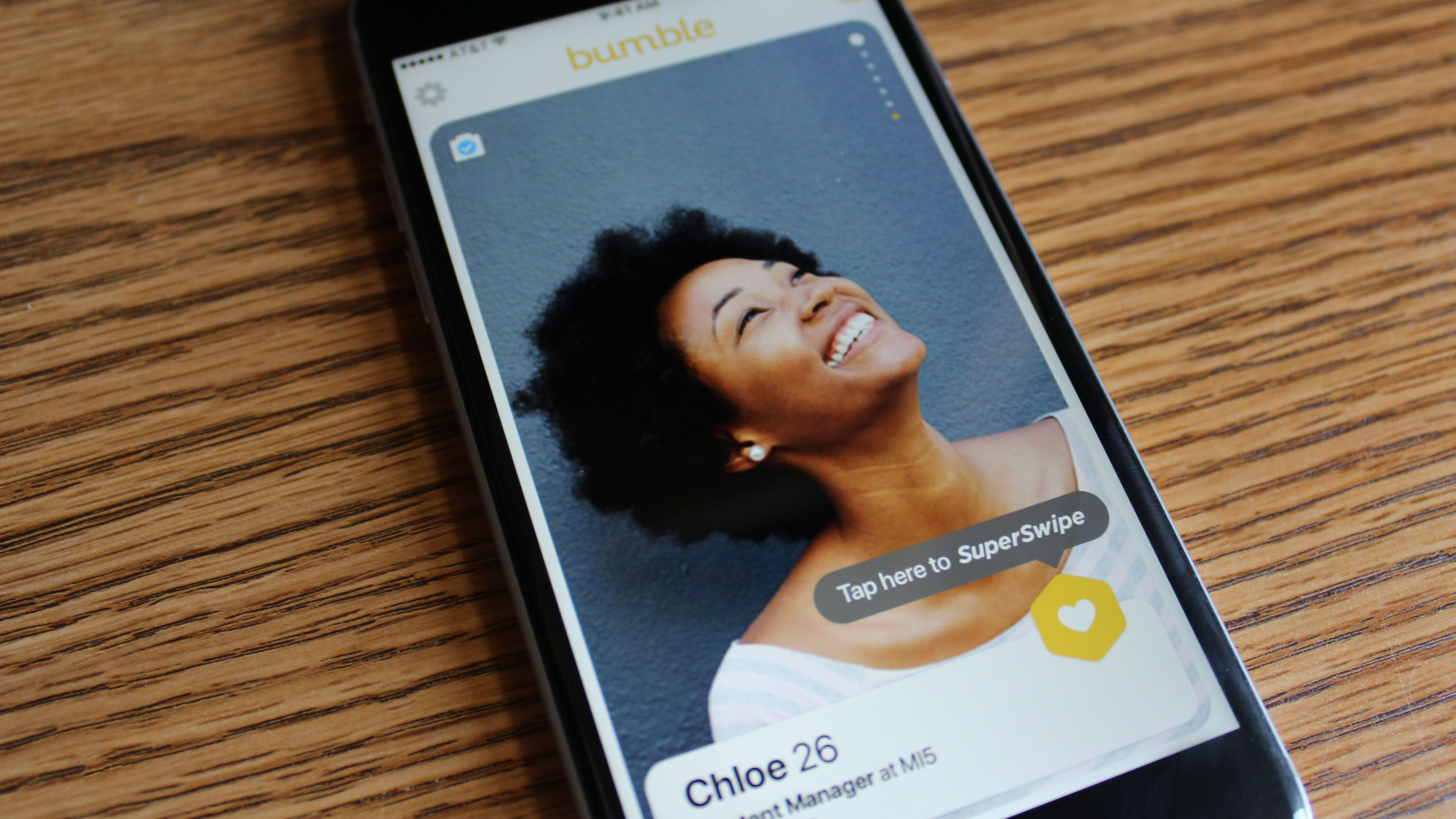 How to bumble