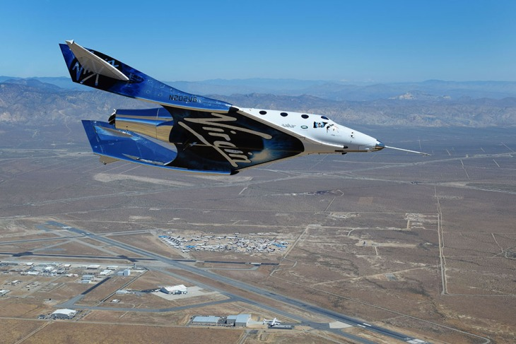 Virgin Galactic set to start powered flight tests, aims for 2018 ...