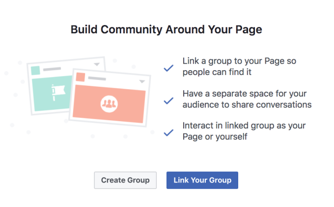 Facebook 'Groups for Pages' unlocks fan clubs | TechCrunch