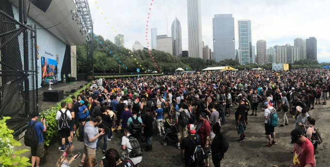 Pokémon GO Fest attendees to get refunds as technical issues break