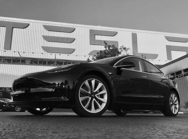 If You Want To Check Out The Tesla Model 3 Special Handover Event Where Carmaker Will Provide Its First 30 Production Vehicles A Group Of Early
