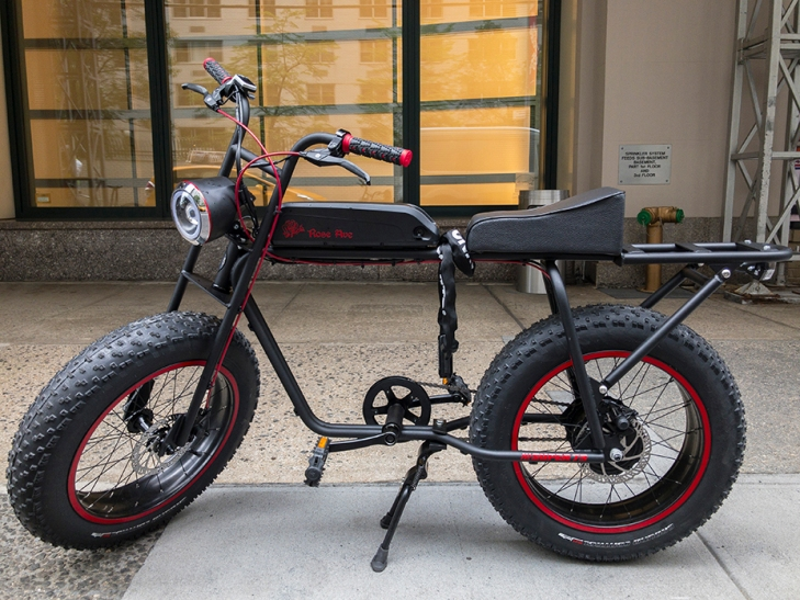 Lithium Cycles Super 73 Scout Proves The Simplest E Bike Can Be The
