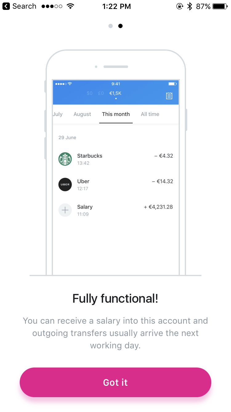 Revolut launches personal Euro accounts with your own IBAN   TechCrunch