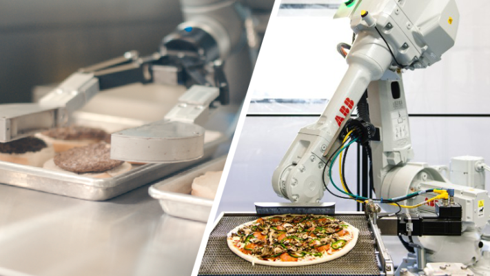 Hungry? There\'s a robot for that at TC Disrupt SF – TechCrunch