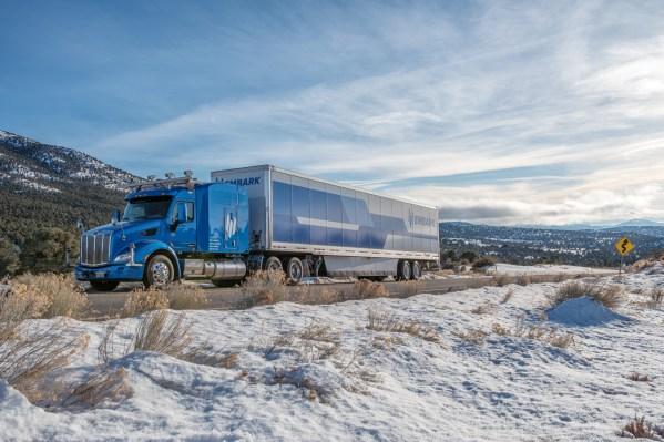 Autonomous trucking startup Embark lands $30 million in funding