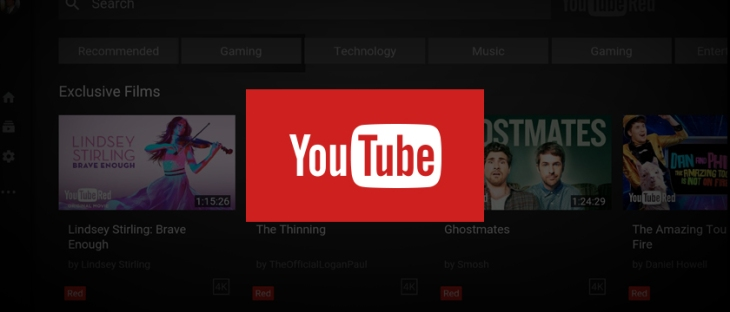 Nvidia Shield TV gets updated YouTube app with 360 video