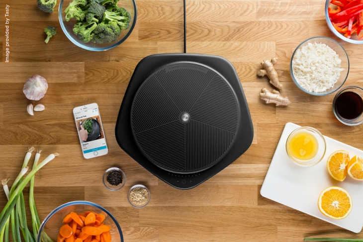 Buzzfeed is getting into the smart appliance business with the tasty buzzfeed one top reheart Gallery
