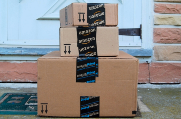 Amazon Prime members can choose a weekly delivery date with