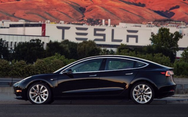 Tesla is raising the price of its full self-driving option production model 3 newsletter