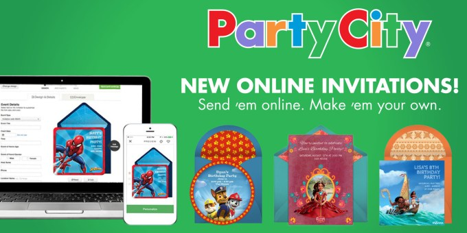 Party City Invests 4 Million In Punchbowl Which Now Powers Its