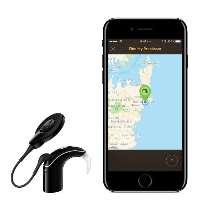 Apple and Cochlear team up to roll out the first implant