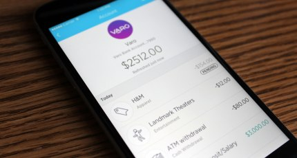 Mobile banking startup Varo Money has applied for a bank charter