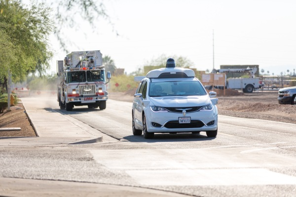 """Waymo to customers: """"Completely driverless Waymo cars are on the way"""""""