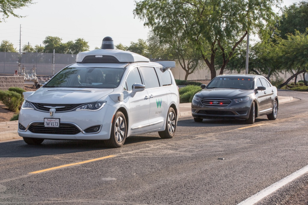 Waymo is gearing up to put a lot more self-driving cars on the road
