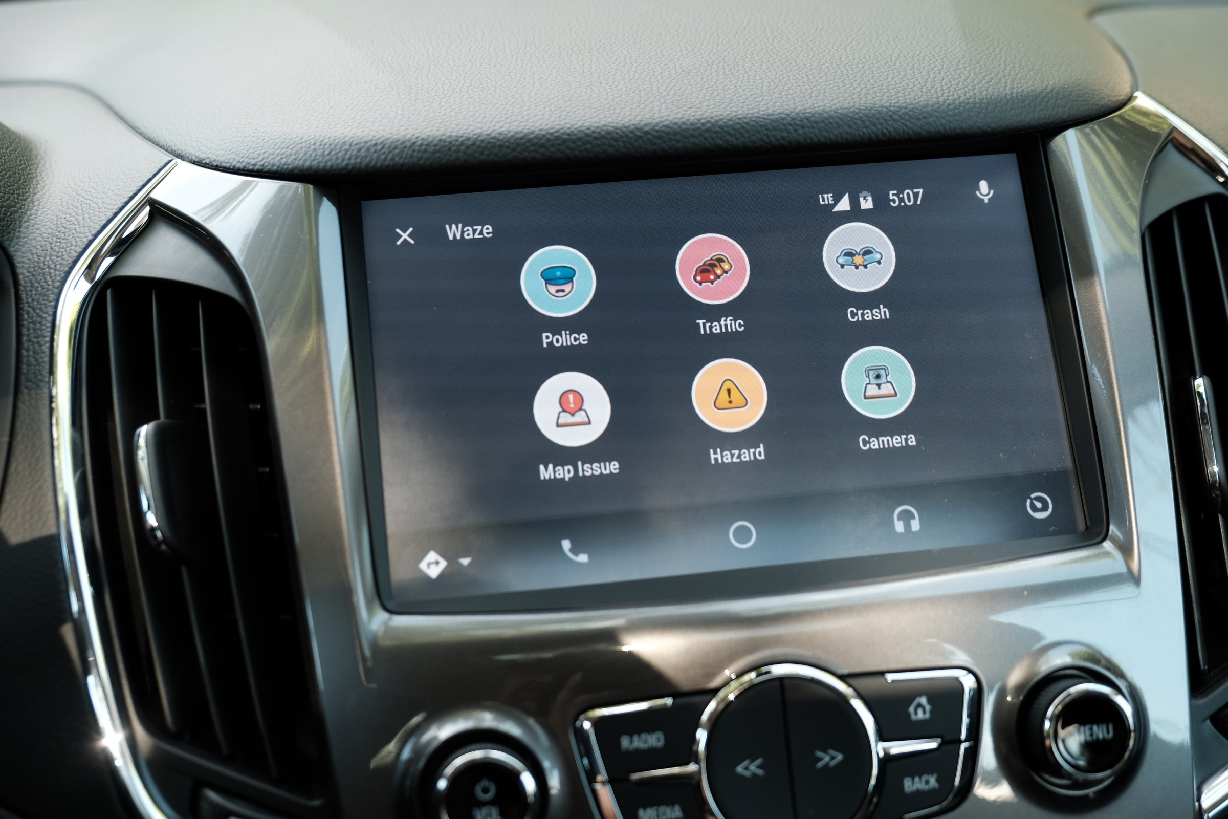 Waze finally arrives on Android Auto | TechCrunch