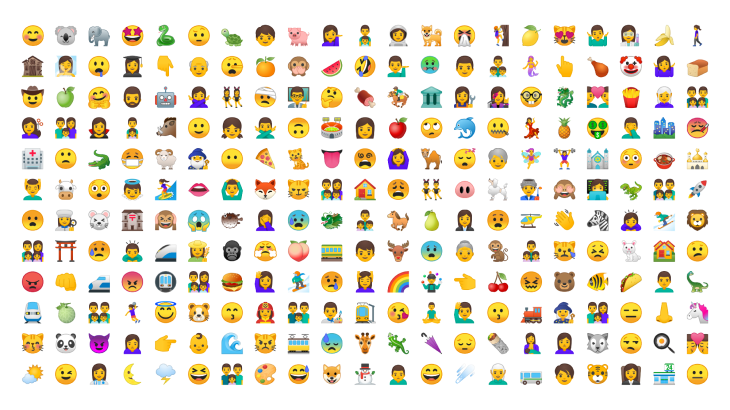 Meet Android Oreos All New Emoji Techcrunch