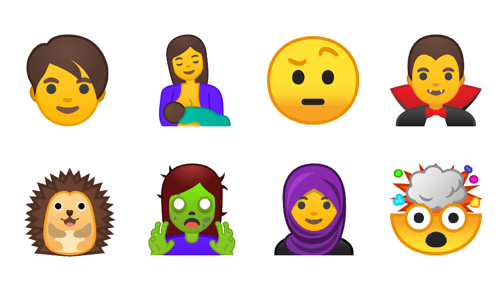 meet android oreo s all new emoji techcrunch