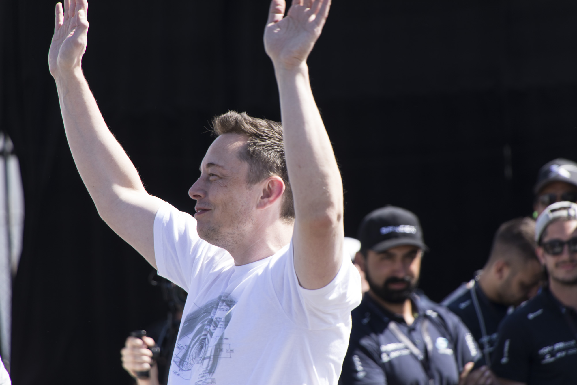 Billionaire Elon Musk Has A Secret Comedy Project In The Works