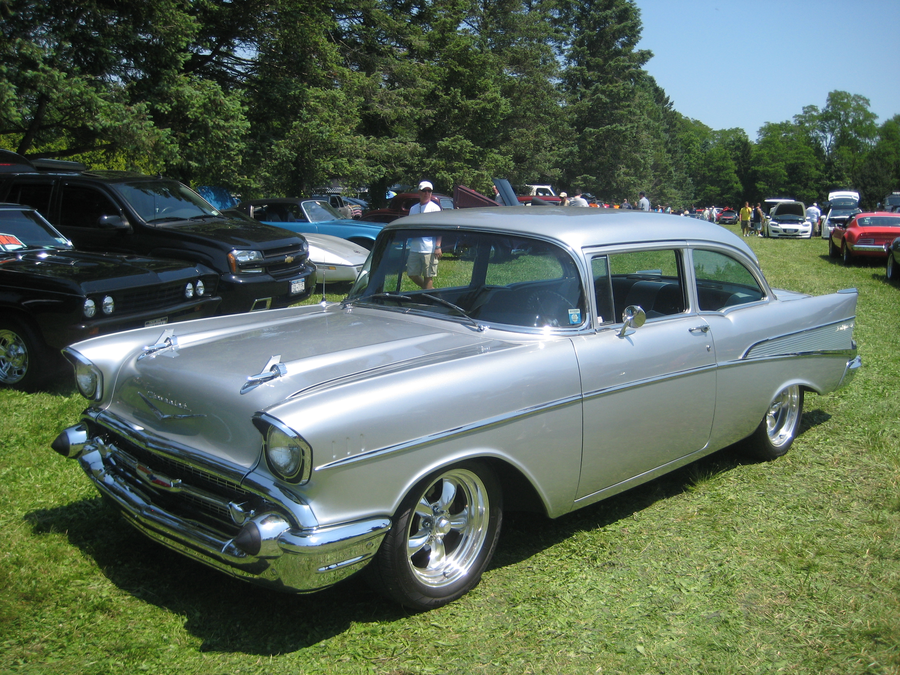 DriveShare will let you rent out your classic \'57 Chevy | TechCrunch