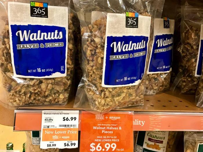 Here's how much prices dropped at Whole Foods today | TechCrunch