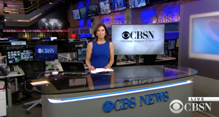 CBS adds 24/7 news from CBSN to its standalone streaming