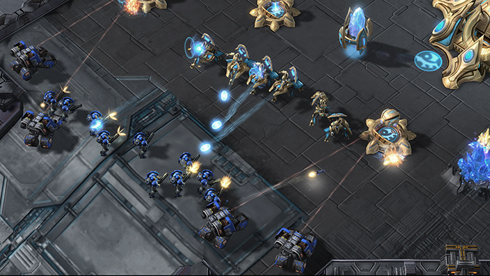 Blizzard and DeepMind turn StarCraft II into an AI research lab