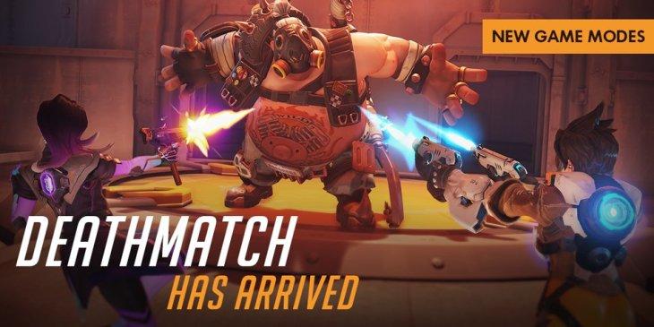 Overwatch finally adds Deathmatch and it kind of sucks | TechCrunch