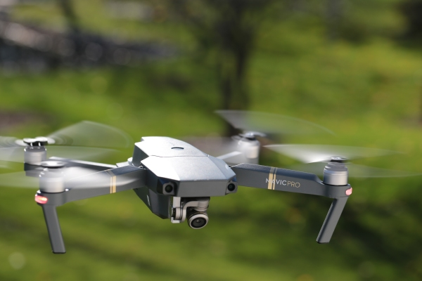 DJI looks to assemble drones in California as government concerns mount