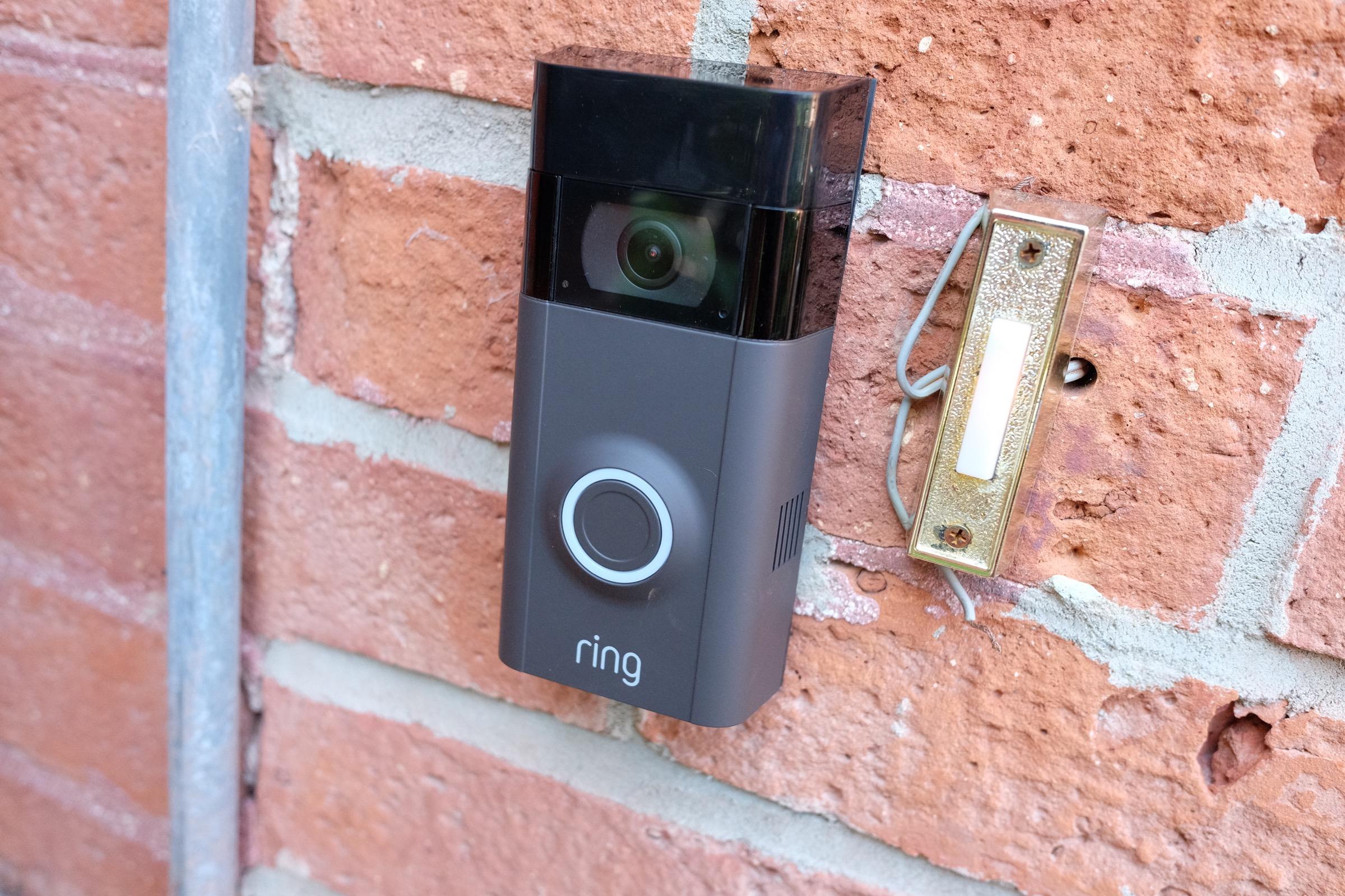 Ring Video Doorbell 2 & Amazon is buying smart doorbell maker Ring | TechCrunch