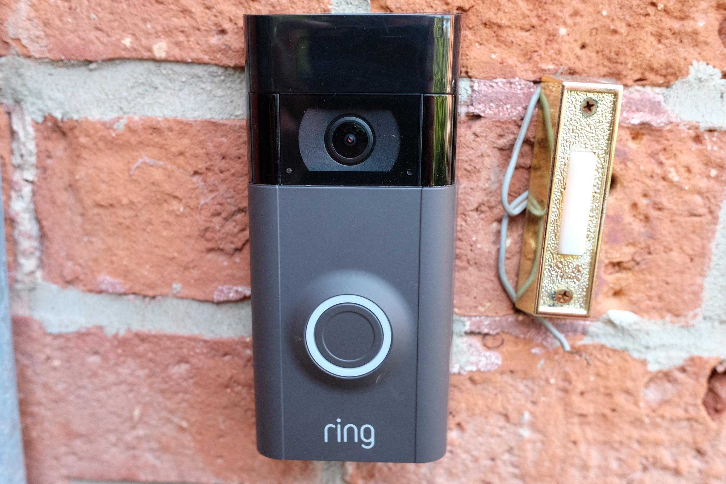 The Ring Video Doorbell 2 is the most flexible connected video doorbell – TechCrunch