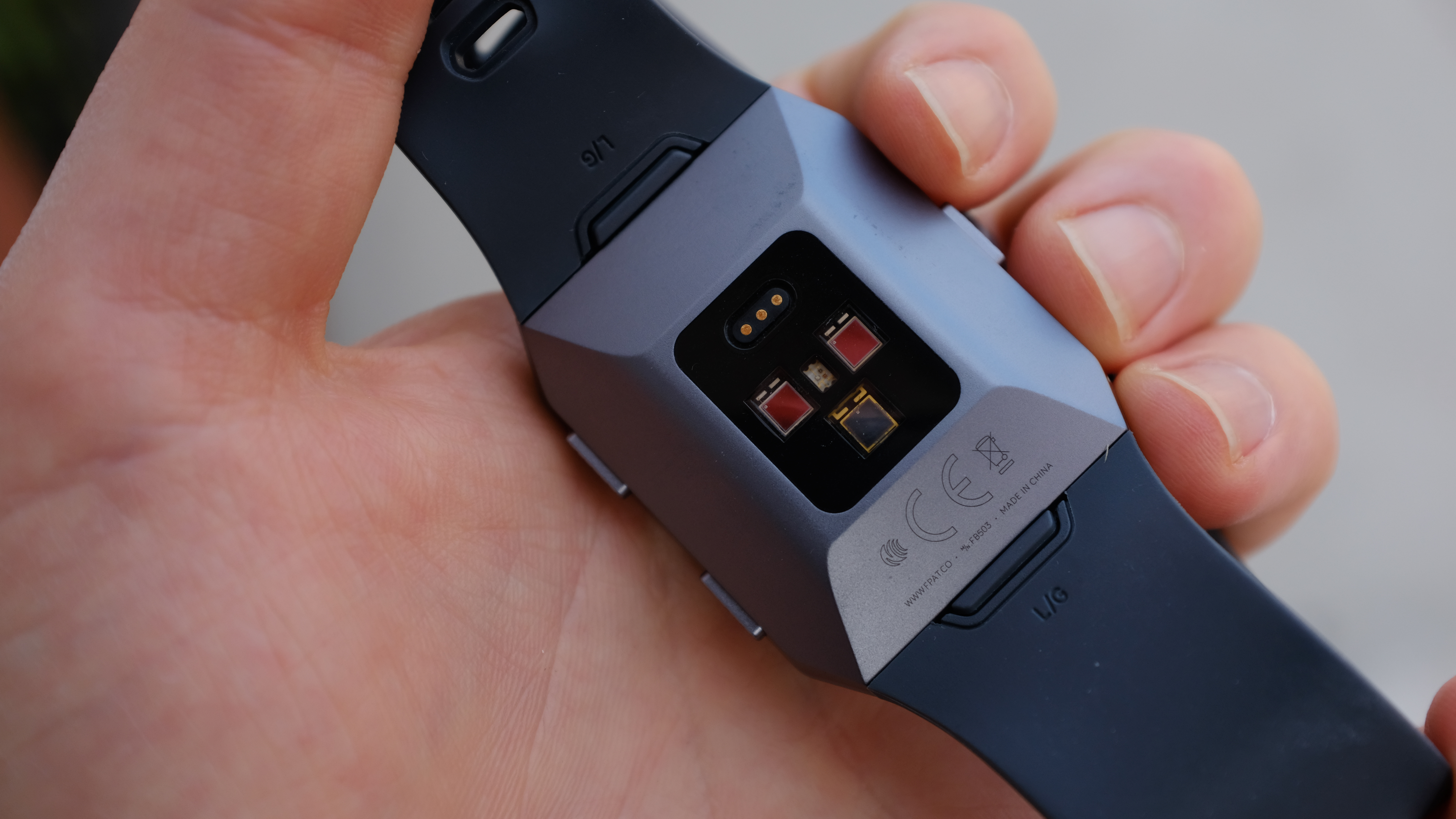 Fitbit Is Betting Big On The Ionic Smartwatch Techcrunch Pebble Smart Watch Will Include A Flexible Circuit Board Black And Gray Options Are Much Better Looking Suited To Products Design Minimalism Has Long Flat Which Curves Almost