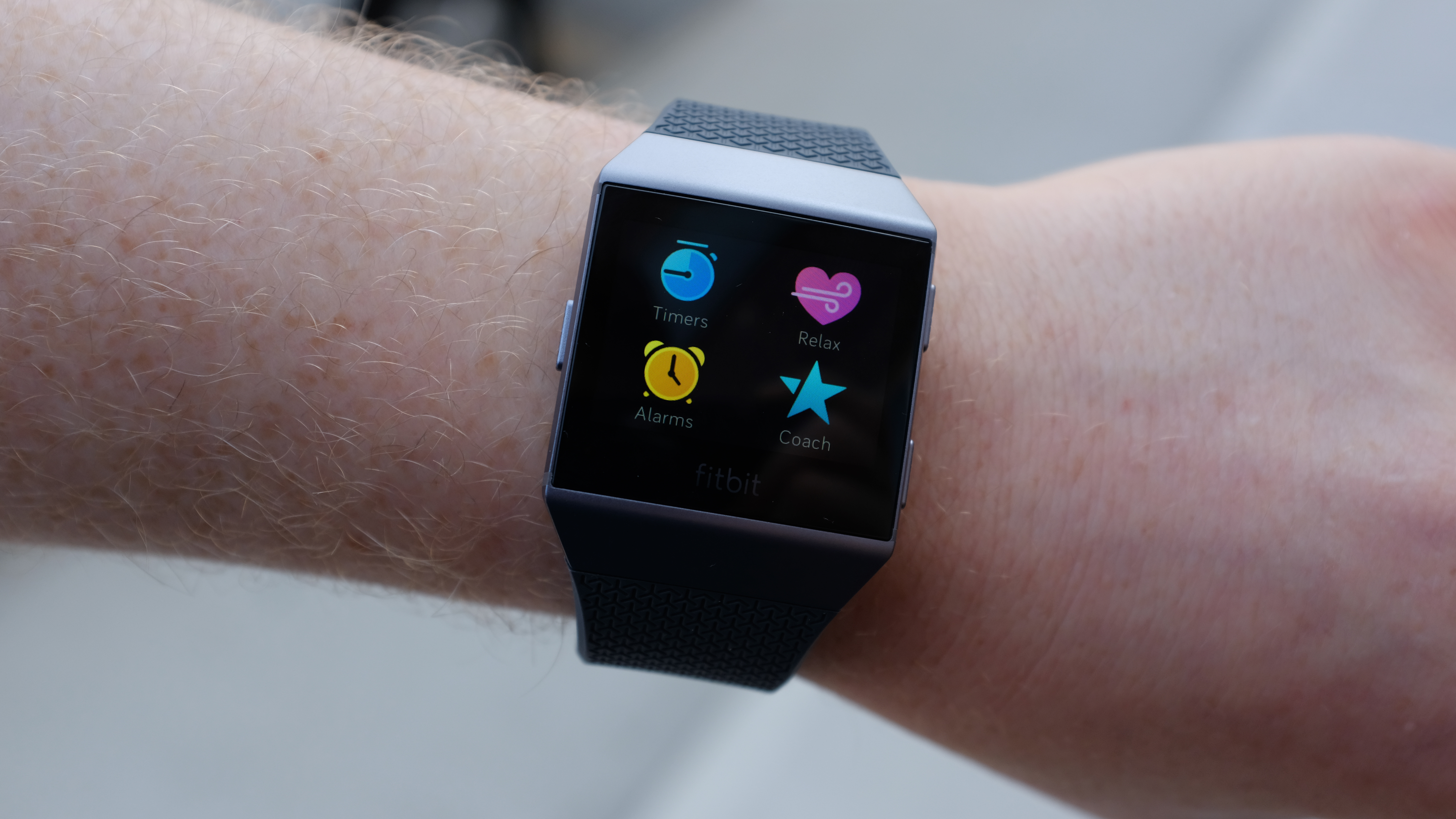 Fitbit Is Betting Big On The Ionic Smartwatch Techcrunch