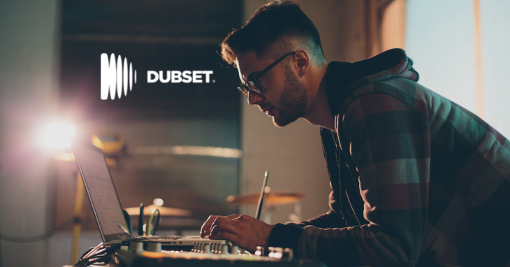 Dubset makes Sony the first major label legalized for