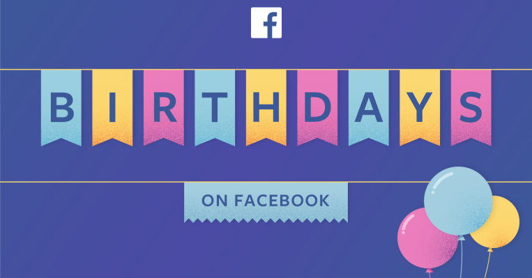 45 Million People Send Birthday Wishes On Facebook Each Day