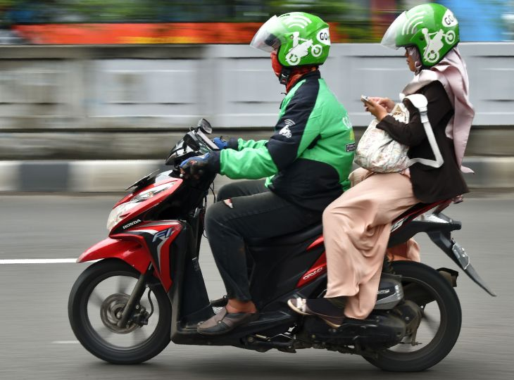 Google Is Investing In Indonesia Based Uber Rival Go Jek