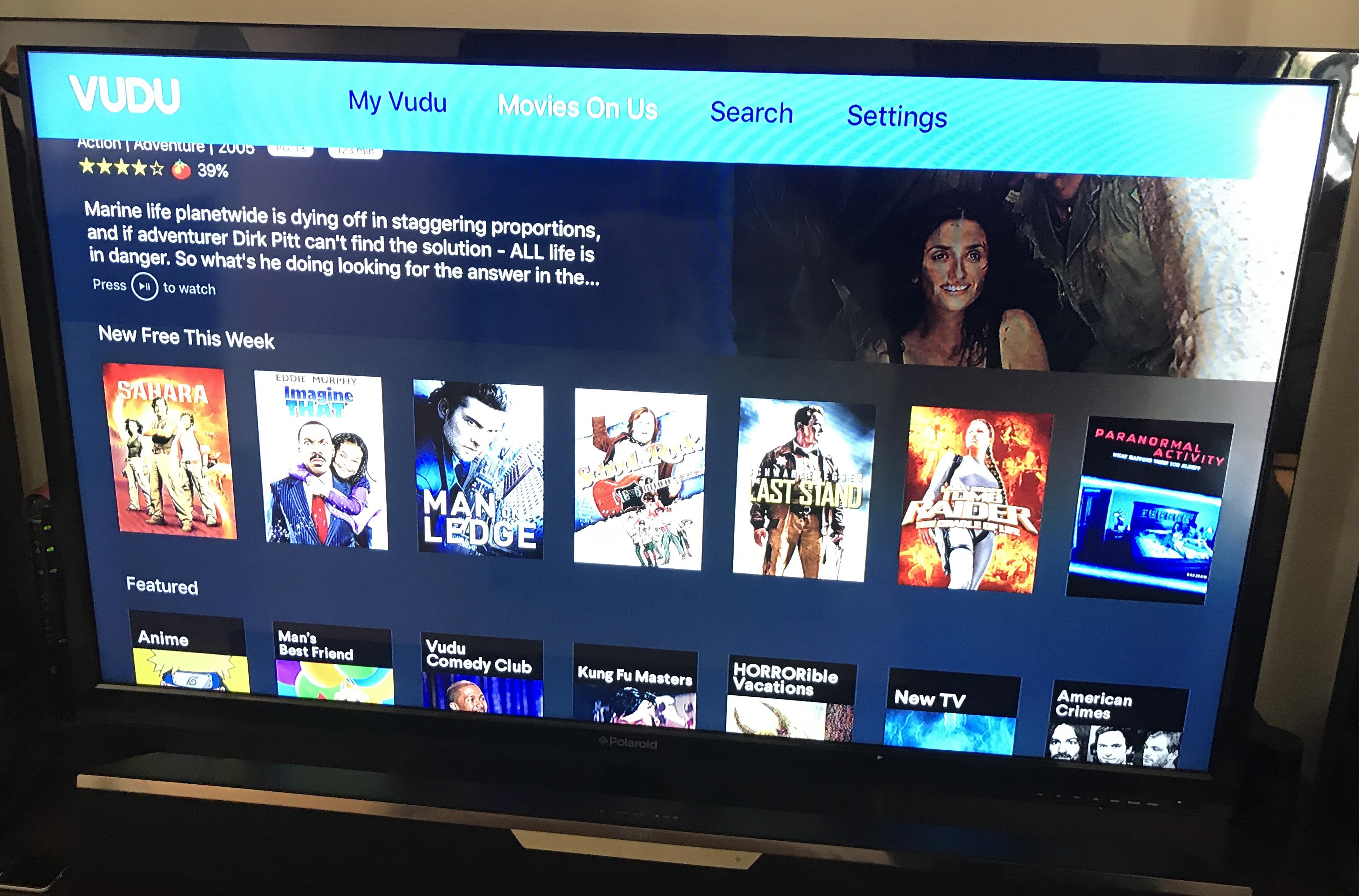Walmart's streaming service Vudu hits Apple TV | TechCrunch