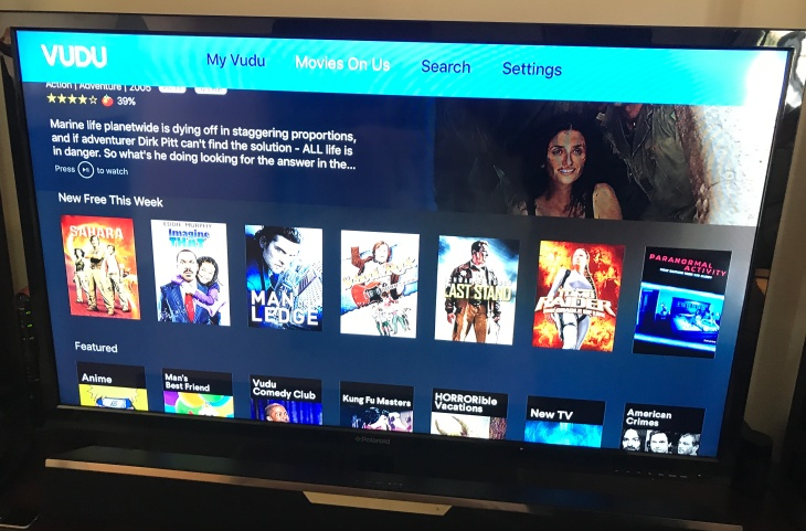 Walmart S Streaming Service Vudu Hits Apple Tv Techcrunch