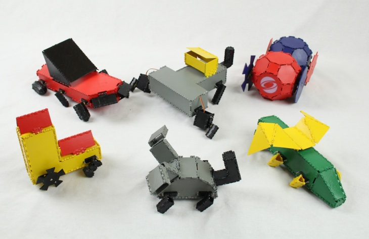 MIT's Robogami lets you build custom 3D-printable robots from ...
