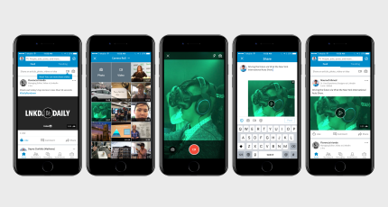 LinkedIn opens video uploads to all as part of a bigger