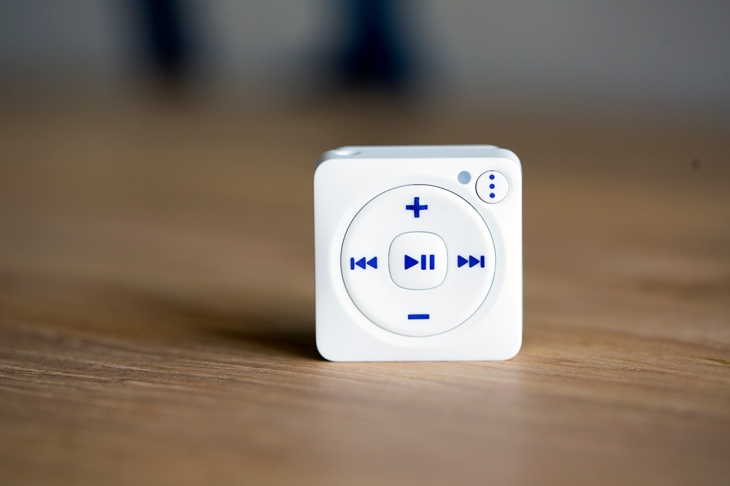 Mighty fills an iPod shuffle-sized hole for Spotify