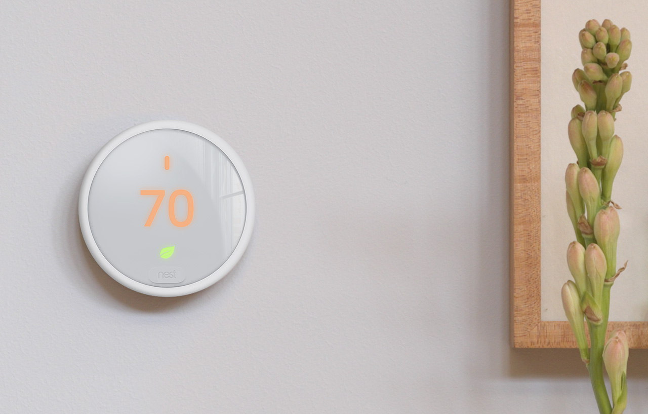 This Is The New Cheaper Nest Thermostat Techcrunch Wiring Your Rumor Mill Has Been Buzzing For A While Now About More Affordable And Sure Enough Its Official