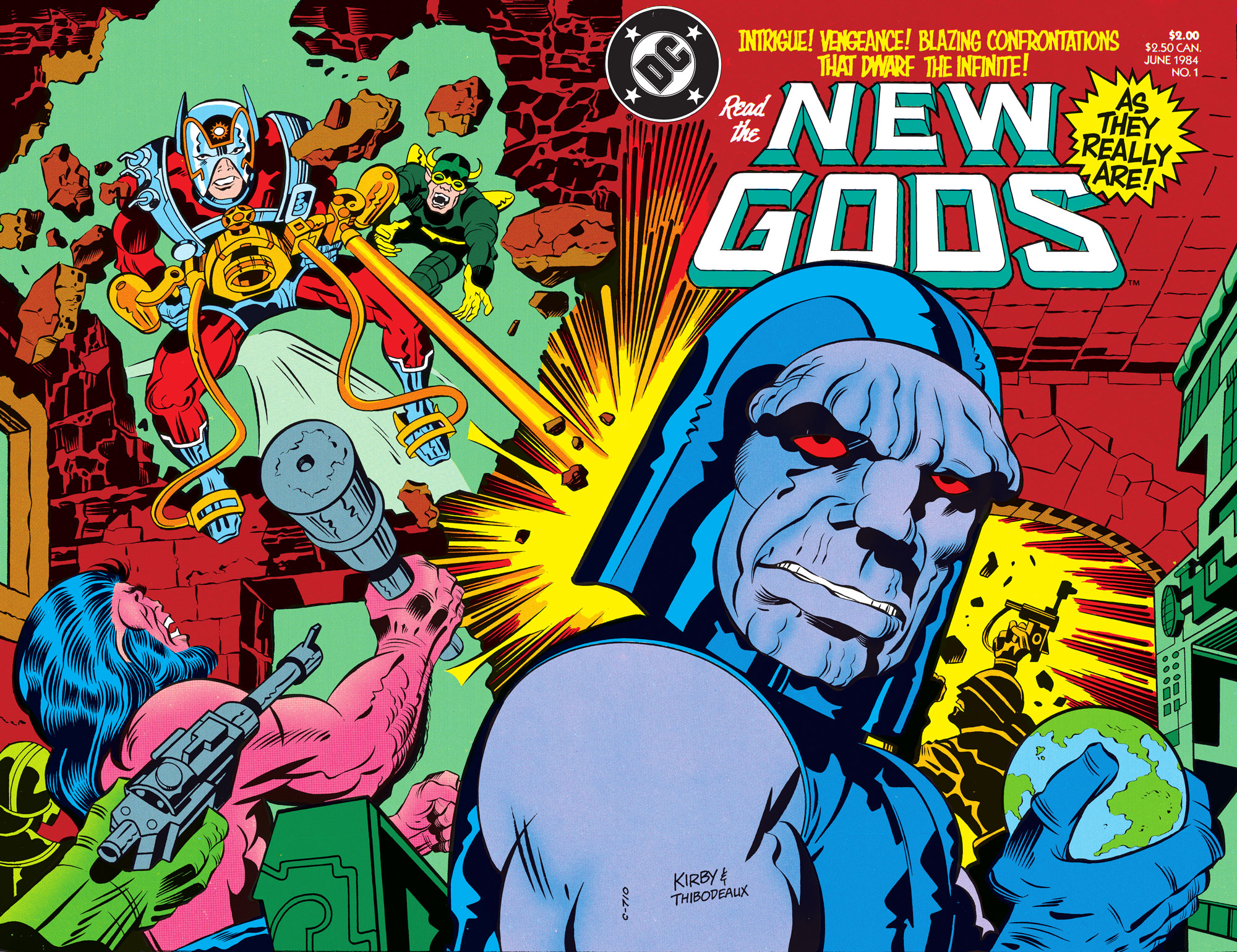 Ava DuVernay will direct a 'New Gods' movie for DC